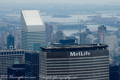 MetLife and CitiGroup Bulidings