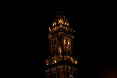 Two Times: The Custom House Tower