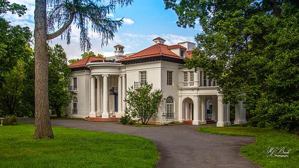 Villa  Lawaro,  Irvington-on-Husdon, NY