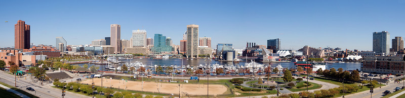 Inner Harbor<br /> Baltimore, Maryland<br /> USA