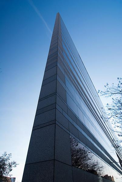 Charlotte / Mecklenburg County Government Center<br /> Charlotte, North Carolina<br /> USA