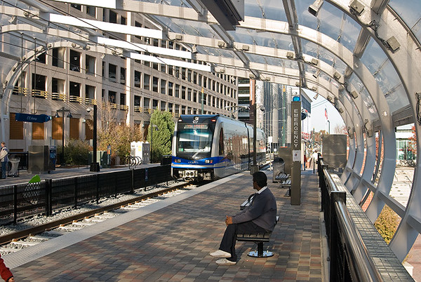 Blue Line<br /> Charlotte, North Carolina<br /> USA