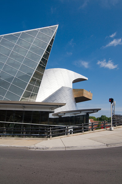 Taubman Museum of Art<br /> Roanoke, Virginia<br /> USA