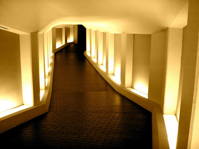Tunnel to the Alley Theatre Original