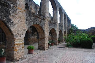 Arches at Mission San Jose, San Antonio