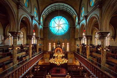 Eldridge Street Synagogue, New York