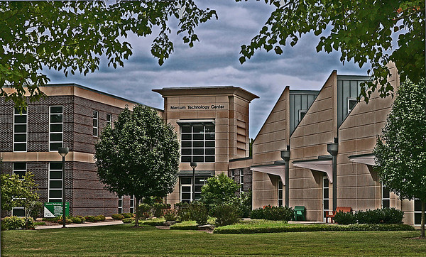 Marcum Technology Building - Motlow State Community College