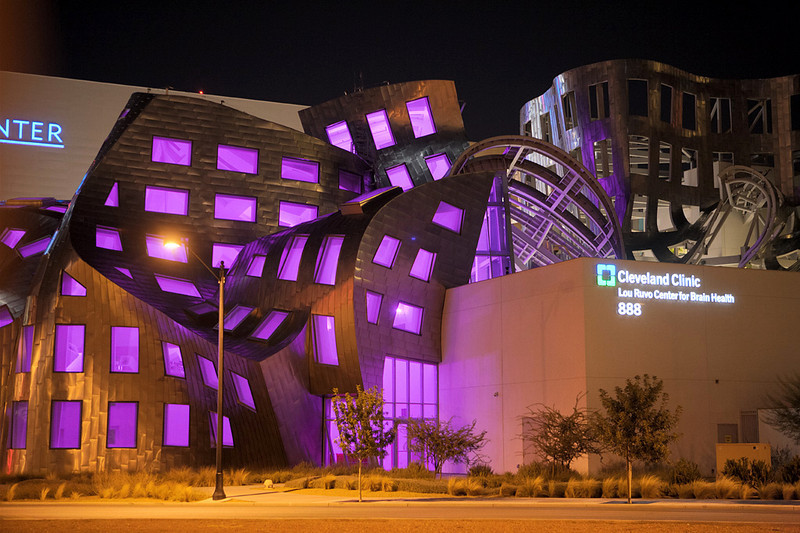 "Lou Ruvo Center for Brain Health, Las Vegas NV, architect: Gehry Partners. <br /> <br /> More of Las Vegas:  <a href=""http://www.furon.net/Other/lv/22045953_FC57m9#!i=1759256107&k=GN4Mr8F"">http://www.furon.net/Other/lv/22045953_FC57m9#!i=1759256107&k=GN4Mr8F</a>"