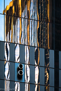 Architectural Reflections, Manhattan, New York