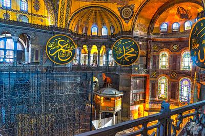 """""""Hagia Sophia"""" Istanbul Turkey"""