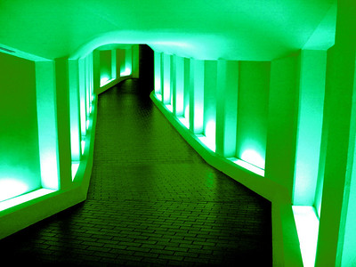Tunnel to the Alley Theatre AG