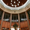 Rotunda of Clayton-Glass Library - Motlow State Community College - Tullahoma, TN