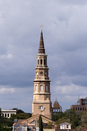St. Philip's Church in Charleston SC
