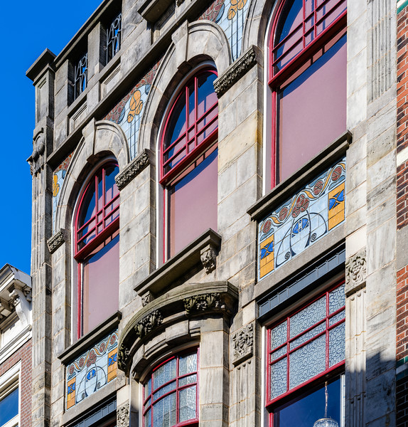 Hoogstraat 9 - 9a, Den Haag