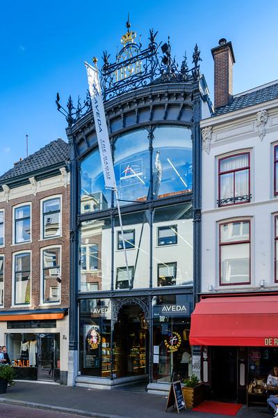 Denneweg 56, Art Nouveau Architecture
