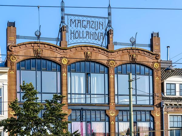Prinsegracht 42, Art Nouveau Architecture