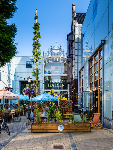 Haagse Bluf, The Hague
