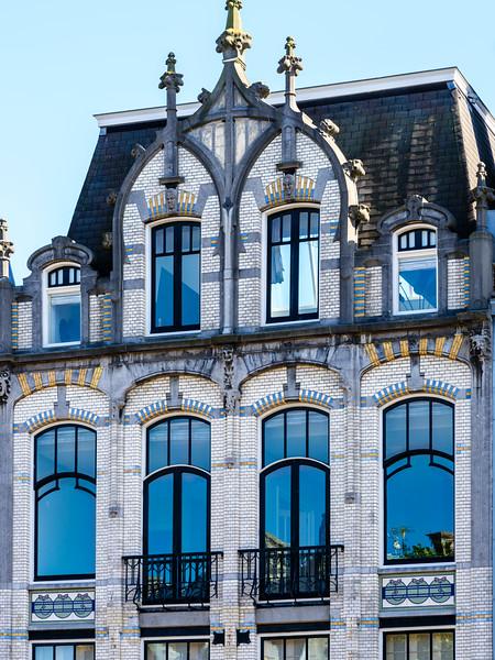 De Plaats 21 - 23, Den Haag