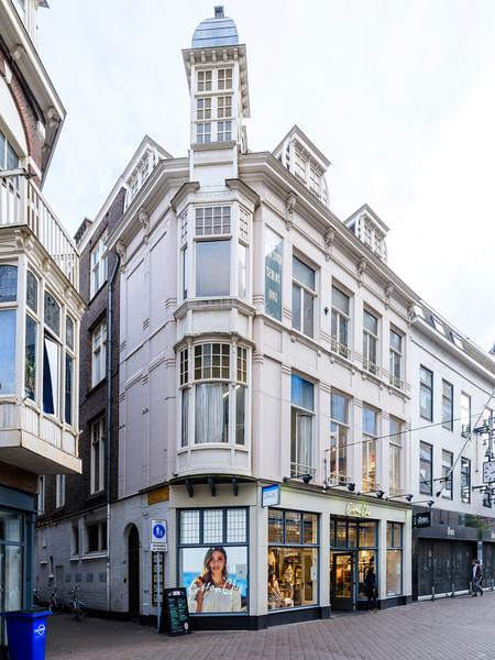 Lange Poten 13 - 15, Art Nouveau Architecture