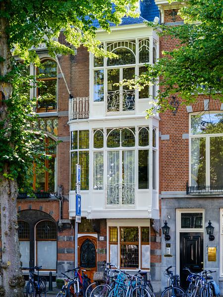 Smidswater 26 - Art Nouveau Architecture, The Hague