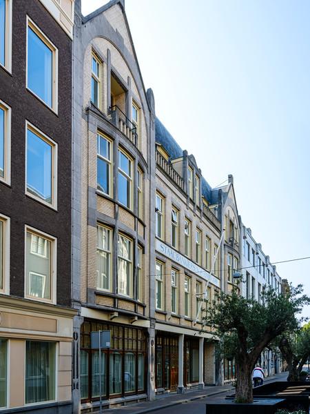 Lange Houtstraat, Art Nouveau Architectual Elelements