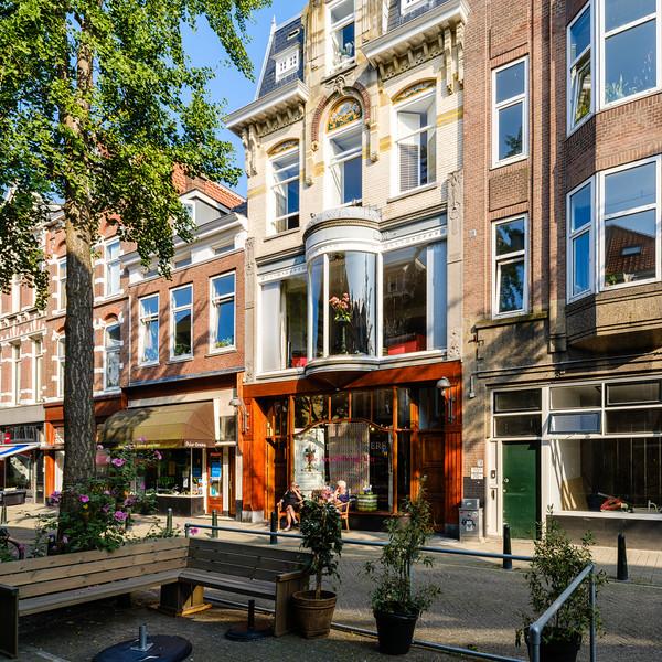 Piet Heinstraat 105, Art Nouveau Architecture