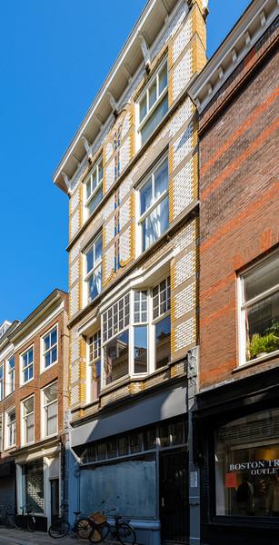 Papestraat 10, Art Nouveau Architecture