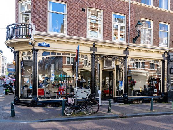 Prinsestraat 88, Art Nouveau Architecture