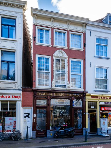 Spui 229, Art Nouveau Architecture