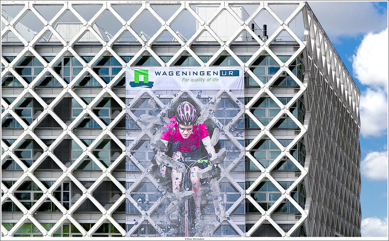 Wageningen UR welcomes Giro d'Italia 2016