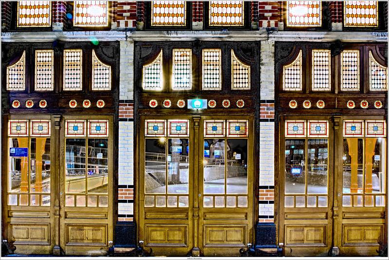 Central Station, Groningen NL