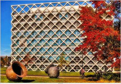 ATLAS building @Wageningen University & Research campus
