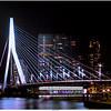 """""""Erasmusbrug"""" at Rotterdam"""