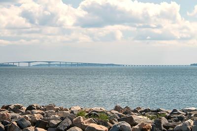 Jamestown Verrazzano Bridge, Narragansett Bay, RI