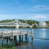 East Haddam Swing Bridge and Goodspeed Opera House, CT