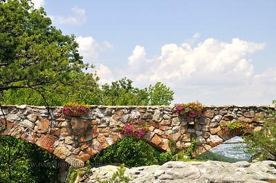 Stone Bridge, Rock City, GA