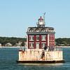 New London Ledge Light, New London Harbor, CT