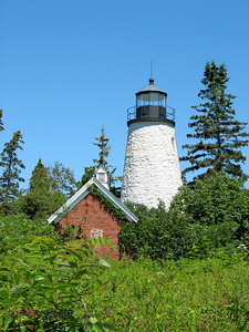 Dice  Head Light, Penobscot River, ME