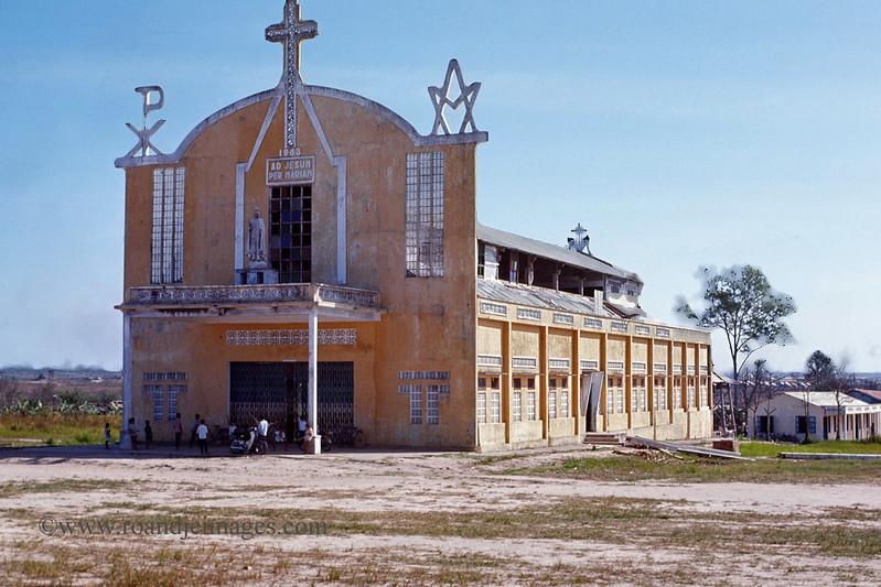 Le Trang Church, Vietnam
