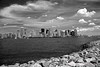 New York City Skyline from Liberty State Park in New Jersey