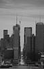 New York City Skyline from Weehawken, New Jersey