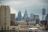 Philadelphia Skyline from the Camden Waterfront in New Jersey