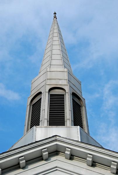 Stockton Baptist Church, 1860 - Sergeantsville, NJ