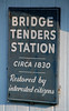 Bridge Tenders Station