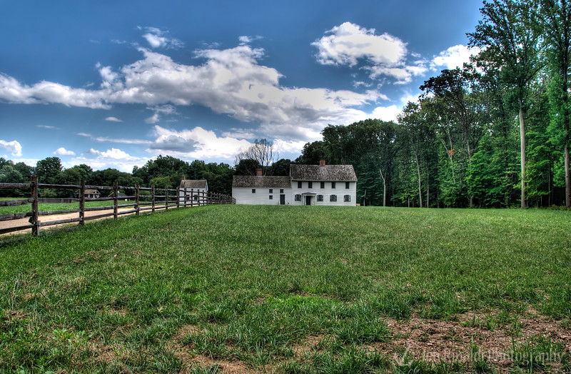 Rockingham Historic Site in Kingston, NJ