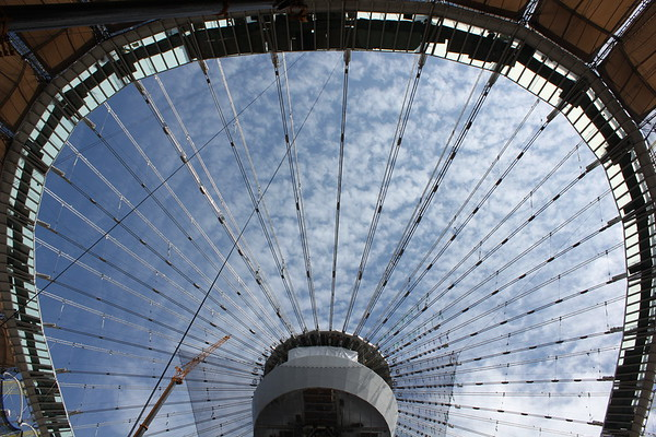 BC PLACE $ 500 million new roof preview opening