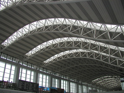 CHENG DU airport CHINA