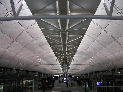 Hong Kong Airport Chep Lap Kok