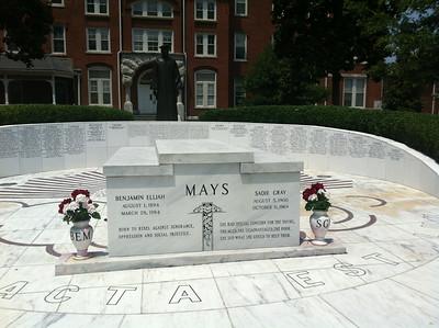 Benjamin E. Mays Memorial