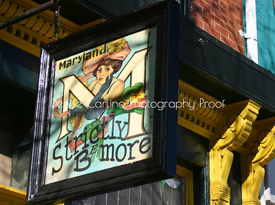 Strictly Bemore Shop, Fells Point